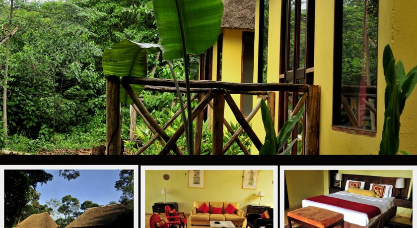 Relax in the serenity of Brovad Sands Lodge on Ssese Islands